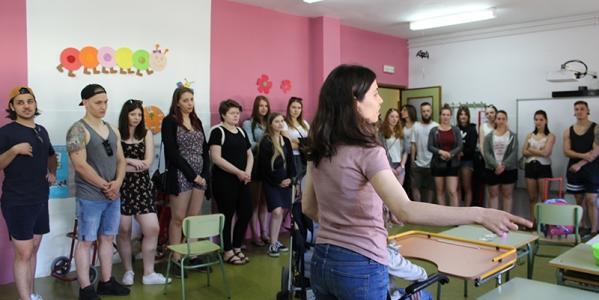 95 alumnos realizan sus prácticas con Inclusives