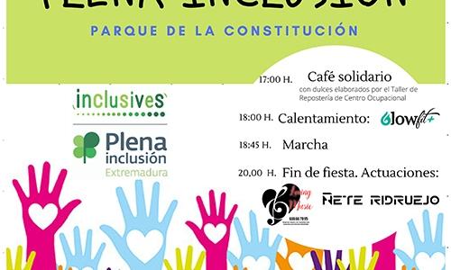 Te esperamos en nuestras puertas abiertas Inclusives por la plena inclusión