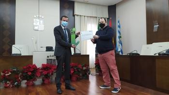 Inclusives reconoce a nuestro alcalde, a AFAD y al IES Puerta de la Serena su labor en favor de la inclusión social