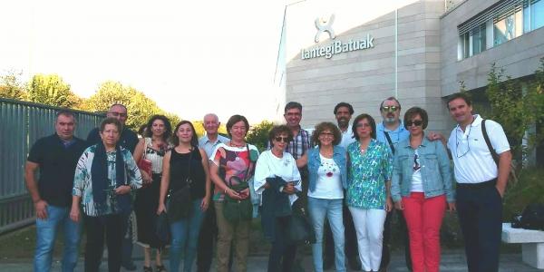 Viajamos a Vizcaya a conocer el CEE de Lantegi Batuak